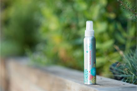Natural Bug Spray with Organic oils!   - KidTrail Find