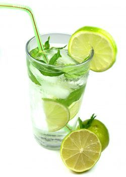 Refreshing Lime Juice - KidTrail Recipe