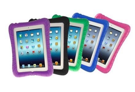 Protective iPAD Case for Kids - KidTrail Cool Find