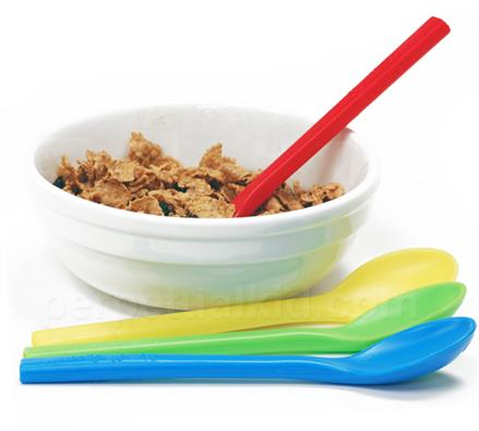 Sip - N - Spoon Straw! - KidTrail Cool Find