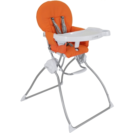 A Stylish and Functional High Chair - KidTrail Find