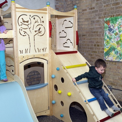 Drop Off Babysitting At a Play Zone - KidTrail Pick