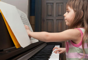 Music Training to Boost Child's Brain - KidTrail Pick
