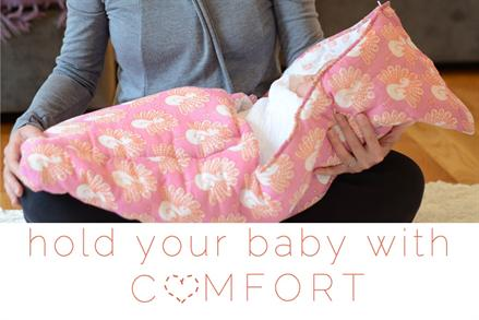 Perfect Newborn Carrier - KidTrail Find