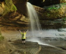 Hiking, Canyons & Waterfalls - KidTrail Pick