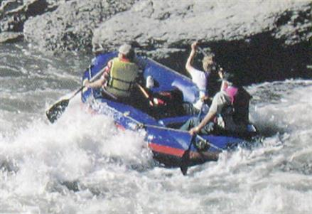 White Water Rafting Near Chicago! - KidTrail Pick