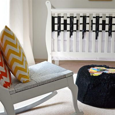 Slat Bumpers Help Reduce SIDS - KidTrail Cool Find