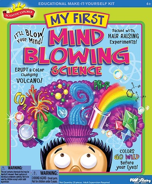 Beginner's Science Kit! - KidTrail Find